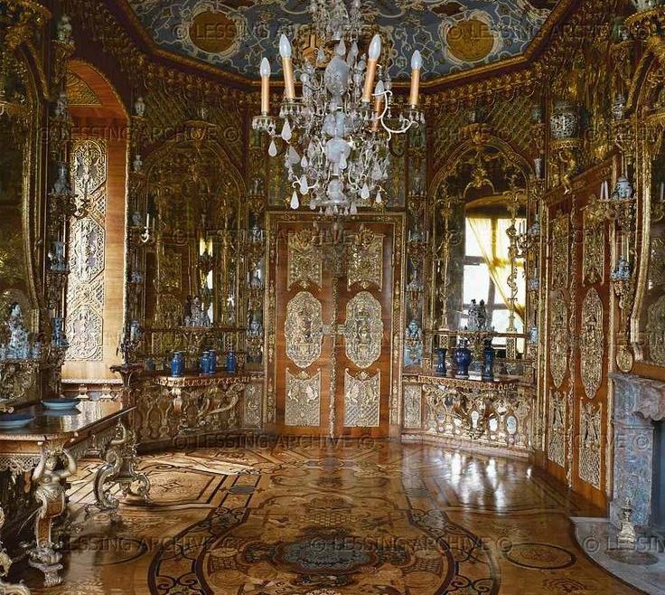 Impreza w stylu barokowym
