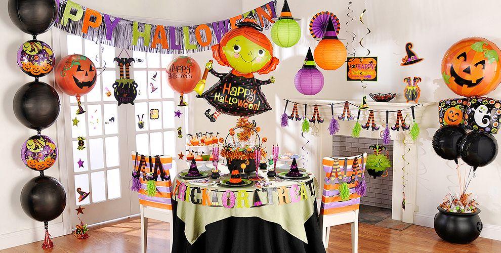 Impreza w stylu Halloween