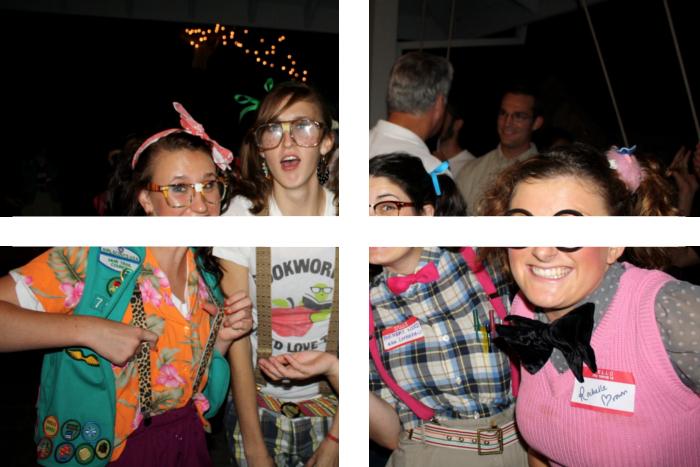impreza w stylu geek party