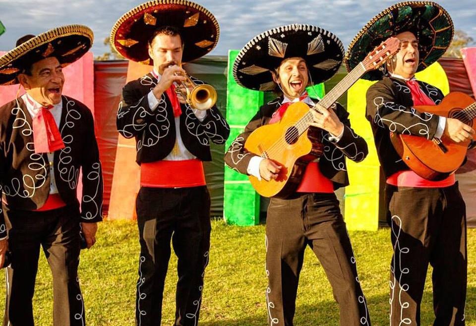 Impreza w stylu meksykańskim
