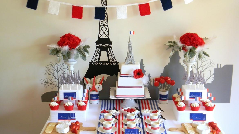 Impreza w stylu paryskim