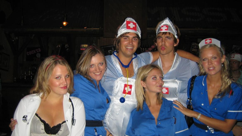 Impreza w stylu lekarze i pielęgniarki