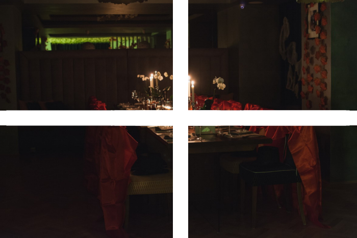 Impreza w stylu Draculi